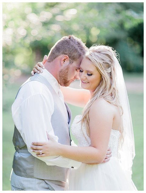 Kelsey Weston Were Married On A Hot Day In Late July 2016 They Chose To Hold Their Ceremony At The Rib Mountain Amphitheater State Park