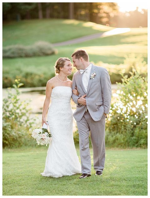 Dan Promise Were Married On A Beautiful Day In Mid August 2016 They Held Their Ceremony And Reception At Wausau Country Club Wisconsin